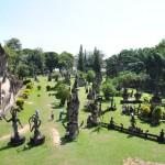 Xieng Khuan (Jardin de Bouddha)