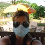 Kampot - Exploitation de café