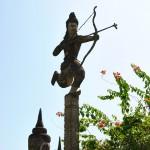 Xieng Khuan (Jardin de Bouddha) - cupidon