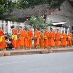 Luang Prabang - Moines