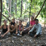 3ème jour de trek - Banlung