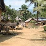 Muang Ngoi Neua - Village Huay Bo