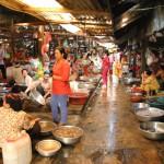 Kampot - Marché