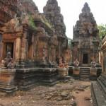 Alentour Angkor Vat - Banteay Srei