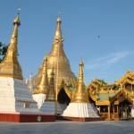 Yangon - Paya Shwedagon