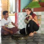 Alentours de Mandalay