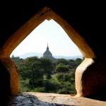 Bagan - a coté du Thatbyinnyu