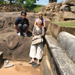 Anuradhapura - Jardins Royaux