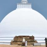 Anuradhapura - Dagoba de Mirisavatiya