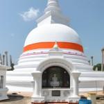 Anuradhapura - Dagoba de Thuparama