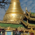 Alentours de Mandalay - Colline de Sagaing