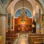 Madaba - église Saint-Georges