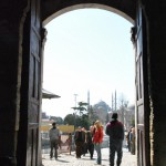 Istanbul - Palais Attaturk