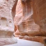 Le Siq - Petra 2ème jour