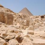 Pyramides de Gizeh - Egypte