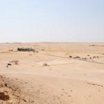 Pyramides de Dachour - Egypte